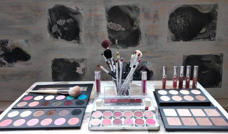 maquillaje para novias a domicilio Madrid y sierra de Madrid