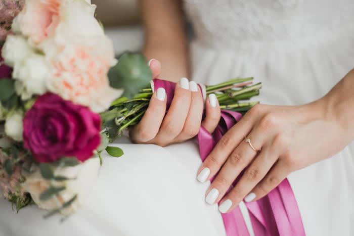 Pedicura para novias a domicilio Madrid y  Sierra de Madrid